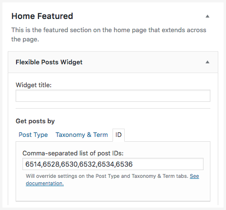 Add Categories to Post Carousel in Captivating Theme